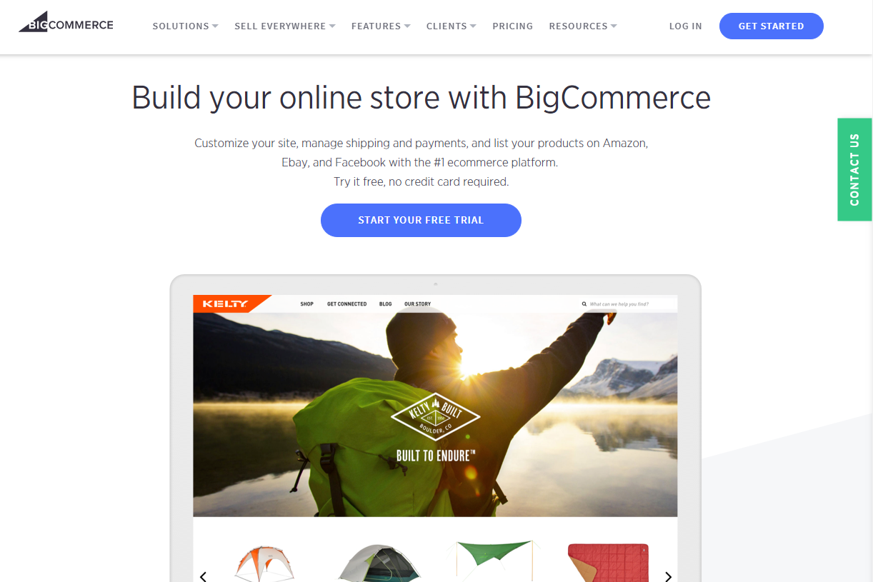 BigCommerce Review 2018